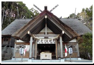 南房総 高家神社